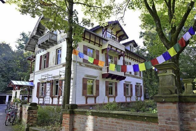 Das Buddhistische Zentrum in Herdern feiert sein 25-jähriges Bestehen