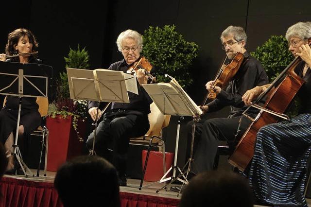 Mozart mit Noblesse und Feingefühl