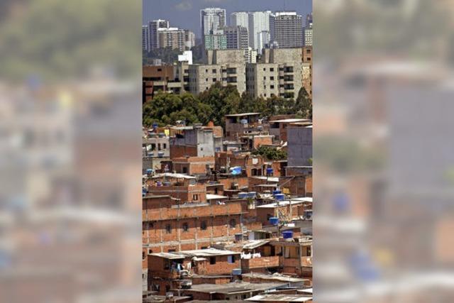 Die Probleme von Millionenstädten sind enorm