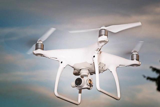 Drohnen werden zur Gefahr für den Flugverkehr