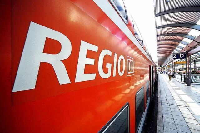 Freiburg: Jugendliche verprügeln 17-Jährigen in Regionalzug