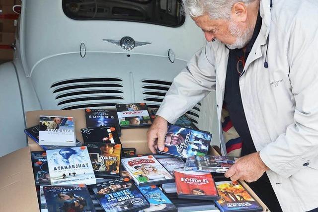 DVD-Verkauf für einen guten Zweck