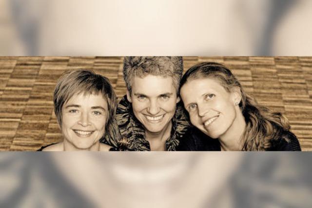 Das Trio Vivente konzertiert im Staufener Stubenhaus