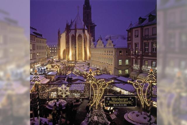 Adventszauber in Würzburg erleben
