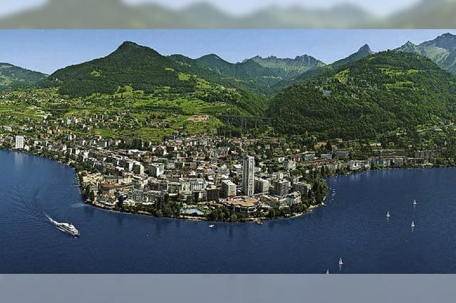Ostern an der Schweizer Riviera
