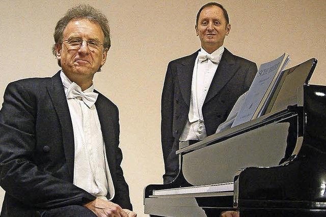 Ensemble Bohème spielt in Grenzach-Wyhlen Werke zur Ausstellung