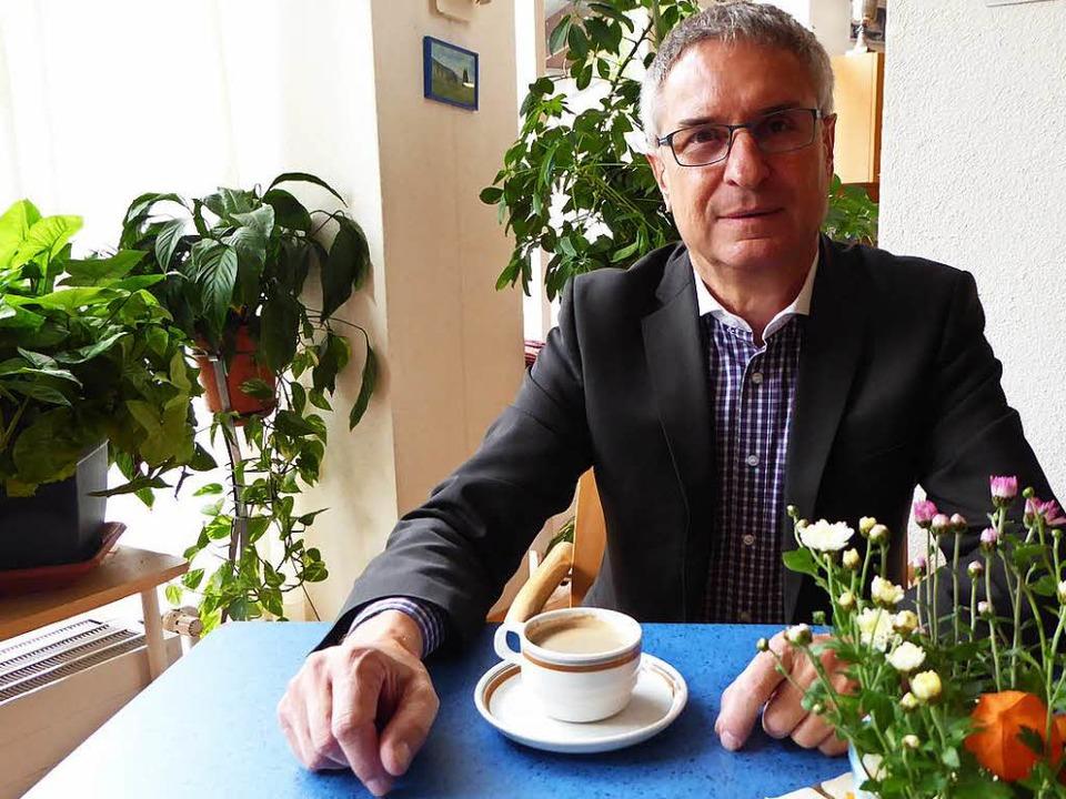 Klaus Lauber     Foto: Peter Stellmach