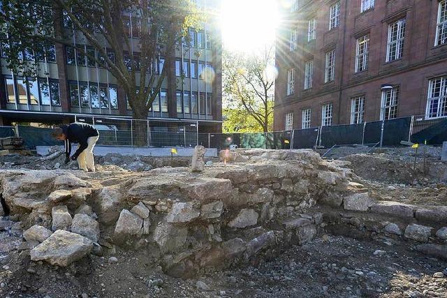 Keine Einigung: Teile der Synagogenreste werden abgetragen und ein neues Mahnmal wird errichtet