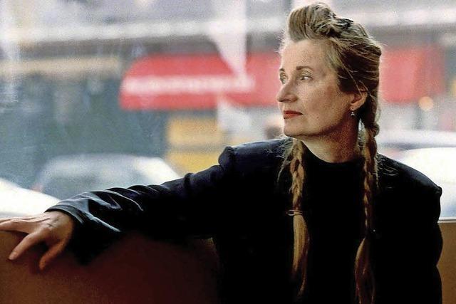 Eine zutiefst österreichische Dichterin