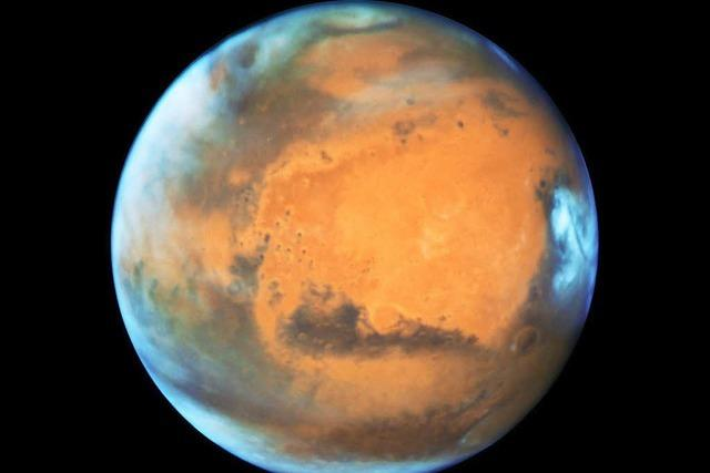 Raumsonde Schiaparelli: Noch kein Signal vom Mars