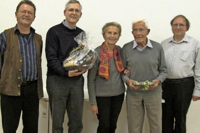 Abschied für Walter Heizmann