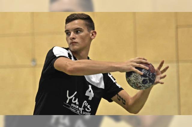 Der Instinkt-Handballer