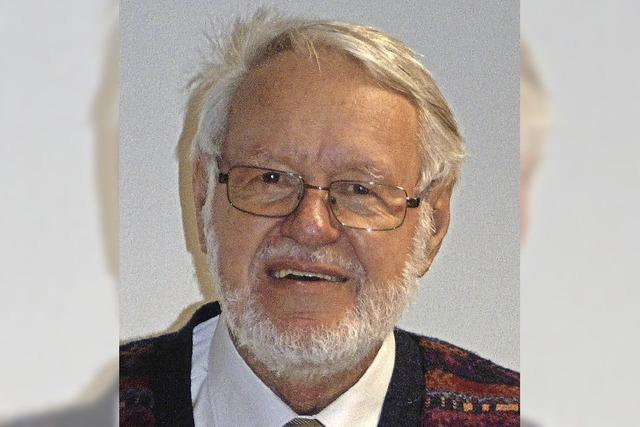 Stadt trauert um Klaus Zimmermann