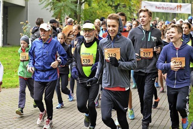 18. Herbstlauf in Bad Krozingen