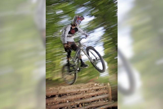 Mehr Spaß auf dem Mountainbike