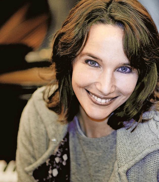 Reife Tastenkunst: Pianistin Hélène Grimaud  | Foto: Mat Hennek (DG)