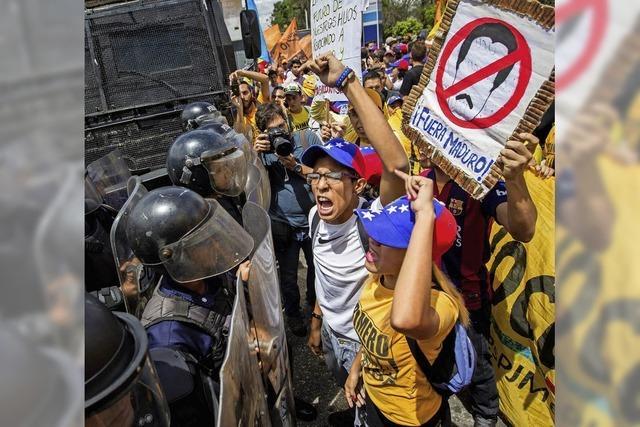 Venezuela ist wohl nicht mehr lange flüssig