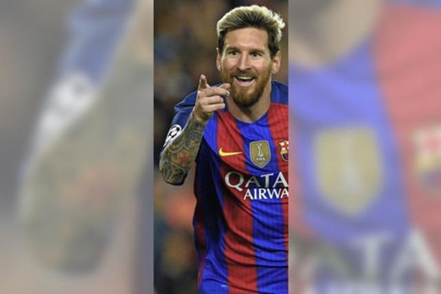 Messis Alleingang gegen Manchester City