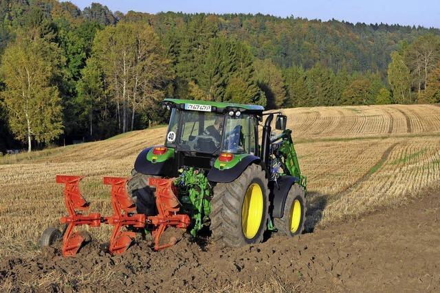 Die Ernte ist eingefahren – die Arbeit geht weiter