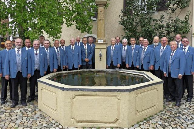 Männergesangverein 1846 in Hügelheim