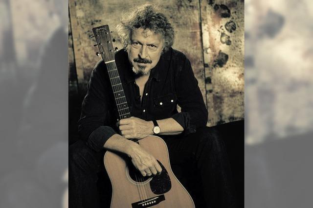 Konzert zur 40 Jahre Jubiläumstournee in Haslach
