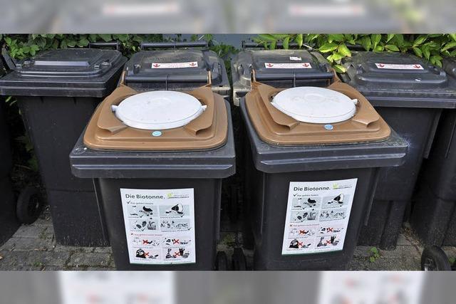 Abfallwirtschaft unter Druck