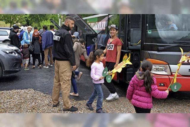 Immer weniger Flüchtlinge