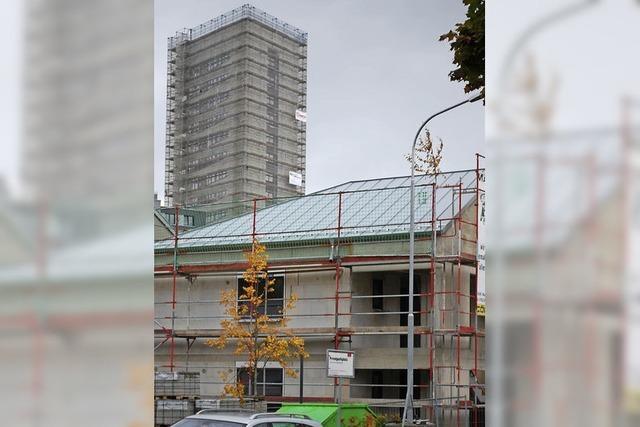 Wohnbau plant 500 neue Wohnungen