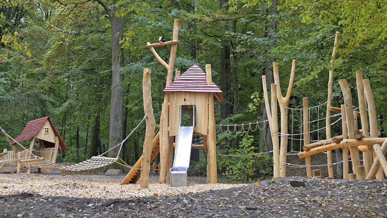 Waldspielplatz Bad Nauheim