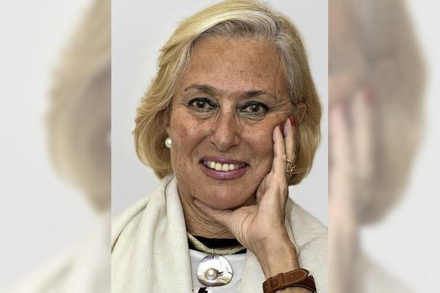 Dory Sontheimer erfuhr erst spät, dass sie jüdische Wurzeln in Freiburg hat