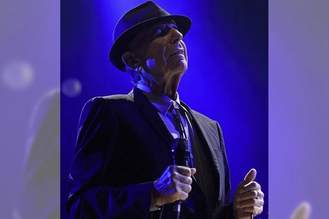 Leonard Cohens starkes Alterswerk