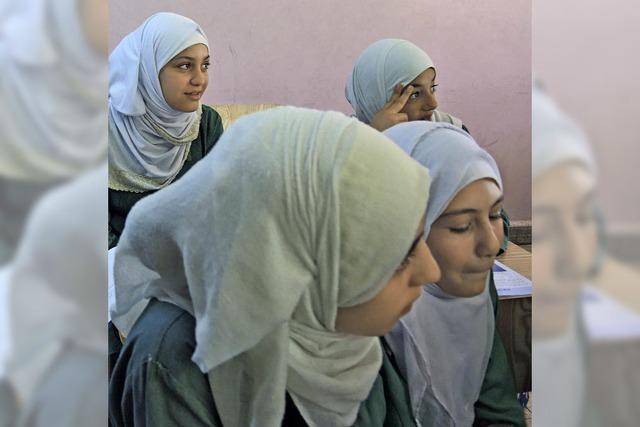 In vielen Ländern werden Mädchen unter 18 Jahren verheiratet