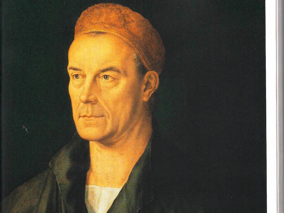 Reicher Schwabe: Jakob Fugger (1459–1525)  | Foto: ---
