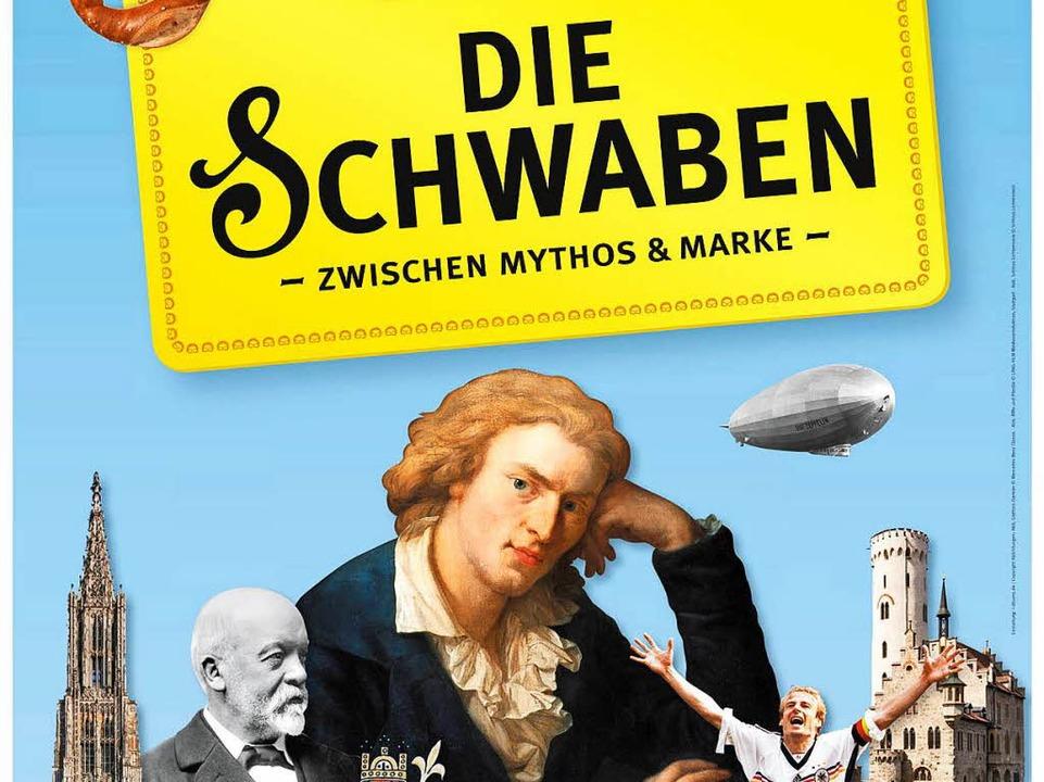 Fußballer, Dichterfürsten: Museumsplakat  | Foto: ---