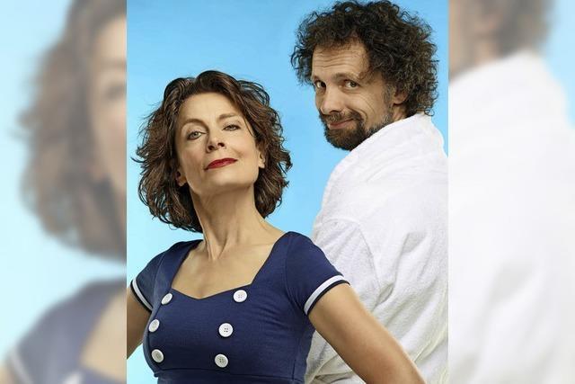 Chansons und Kabarett mit Madeleine Sauveur und Clemens Maria Kitschen