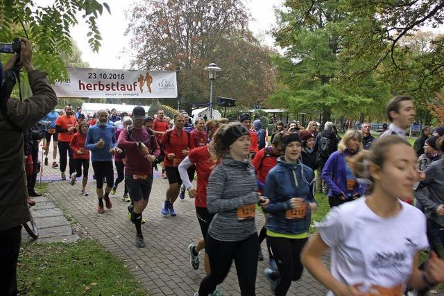 18. Bad Krozinger Herbstlauf