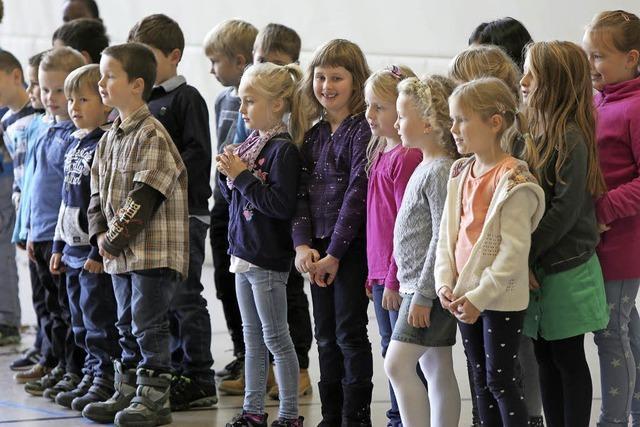 20 Jahre Grundschule Schuttern