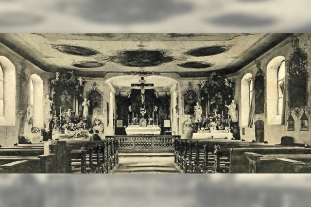 Die Barockmaler der Michaelskapelle