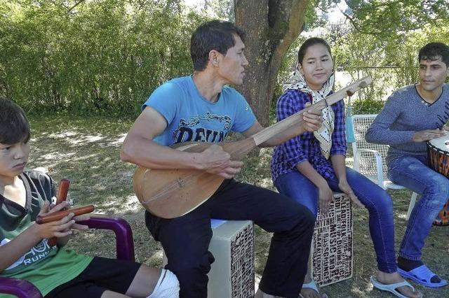 Musik verbindet die Kulturen im Löwensaal