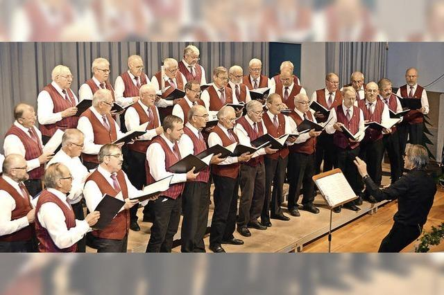 Harmonie mit Xangverein und DaChor