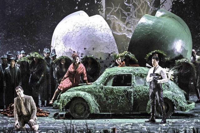 """""""L'elisir d'amore"""" an der elsässischen Opéra national du Rhin"""