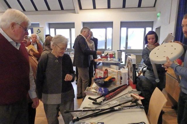Ein neuer Treffpunkt für Senioren