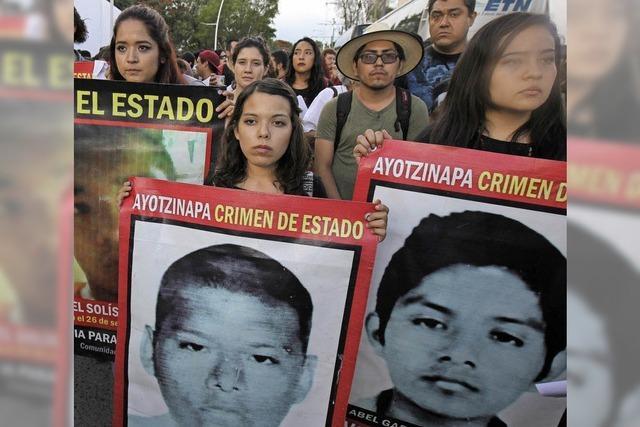 Ex-Polizeichef nach Studenten-Massaker gefasst
