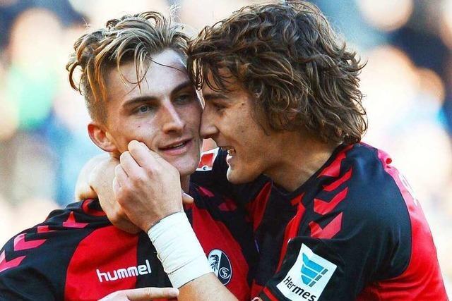 Heimstärke des SC Freiburg: Nicht kirre machen lassen