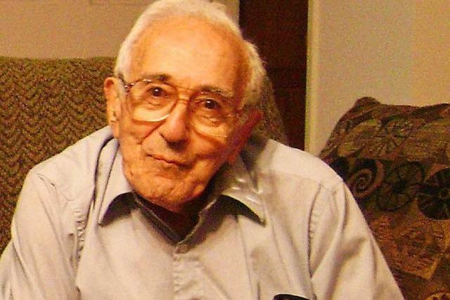 Am Mittwoch wird ein Stolperstein für den jüdischen Widerstandskämpfer Fred Mayer verlegt
