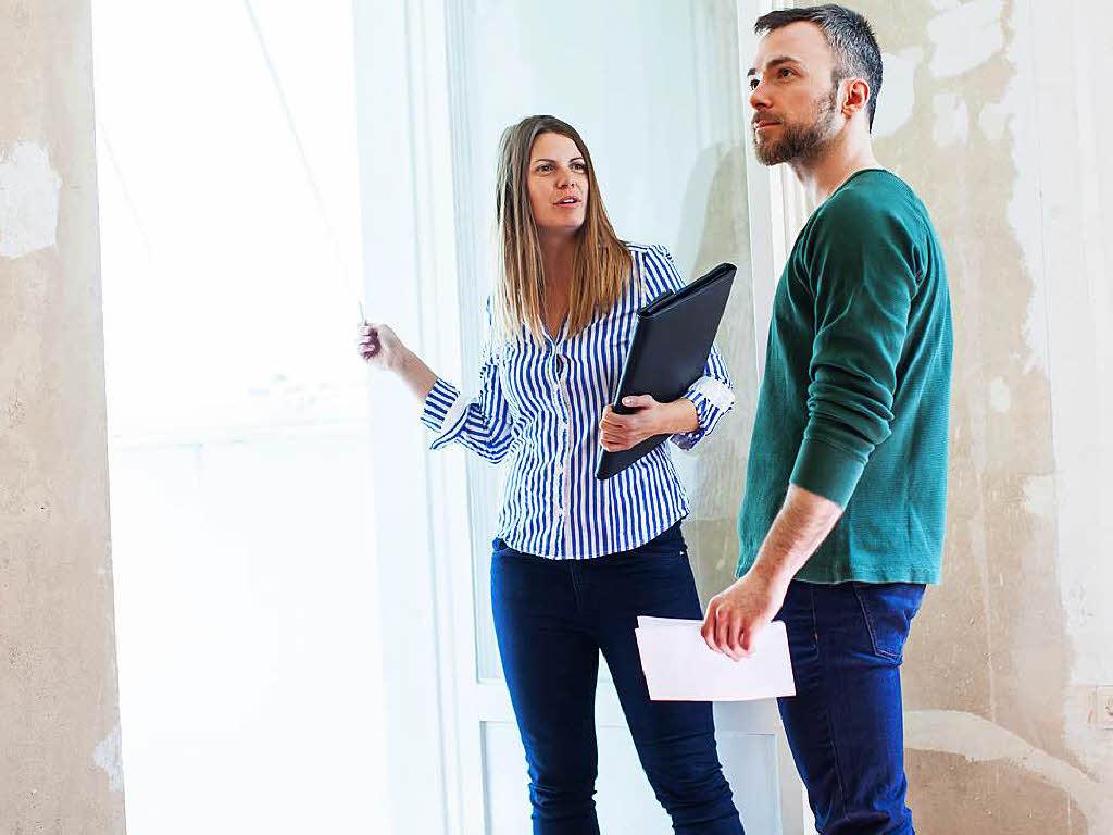 haus garten verhaltenstipps nicht nerven 7 no gos bei der wohnungsbesichtigung badische. Black Bedroom Furniture Sets. Home Design Ideas