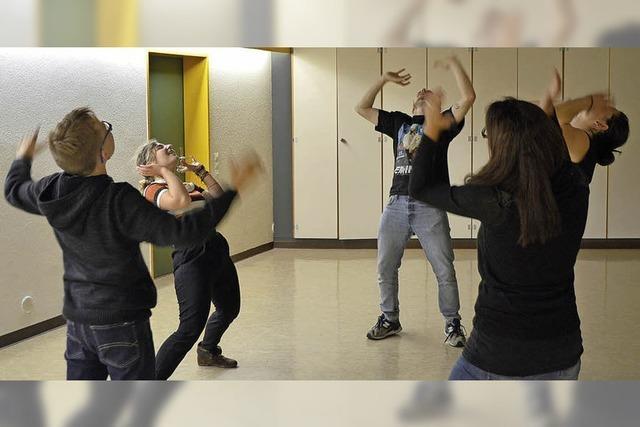 Theatergruppe sucht junge Schauspieler