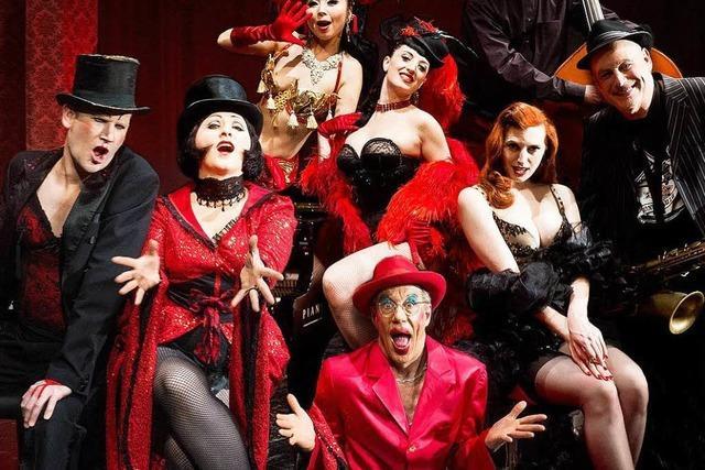 Burlesque: Publikum zögert bei soviel geballter Erotik