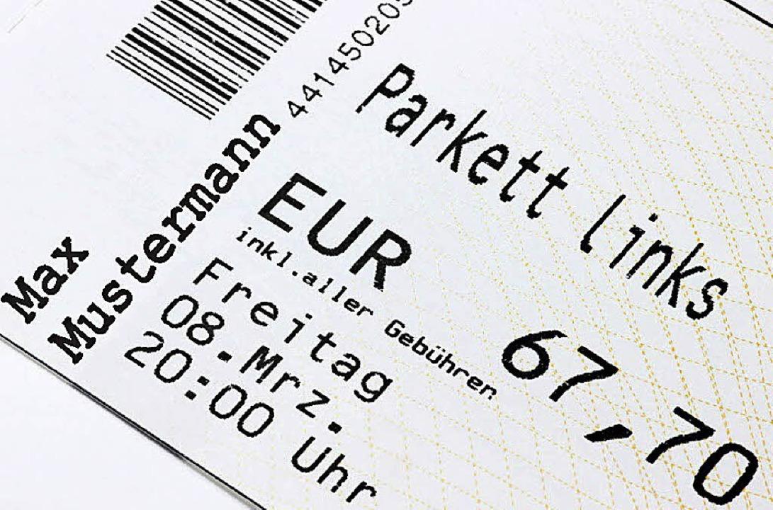 Eintrittskarte mit Namen – hat das Zukunft?     Foto: Wylezich (Fotolia)