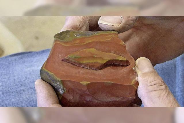 Prähistorische Funde im Markgräfler Museum in Müllheim